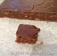 Mars Bar Brownie