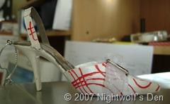 Shoe ornament