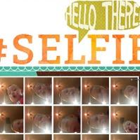 selfie page inspo